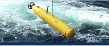 Autonomous Underwater Vehicle for seabed surveying